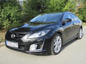 Mazda 6 2.0 MZR-CD TE