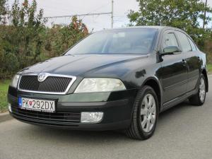 Škoda Octavia II 1,6 MPi