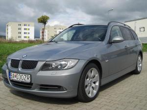BMW 330xdTA E91