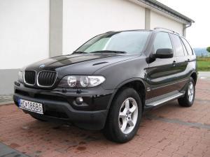 BMW X5 3,0iA E53