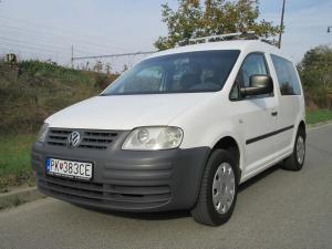 VW Caddy 1,9 SDi